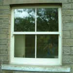 Traditional Hardwood Sash Window - Another well finished product from Croxfords