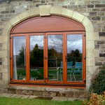 Arch Doors - Custom made for a perfect fit.