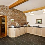 Cliff House Farm Kitchen - Doors and windows supplied in this elegantly designed modern kitchen
