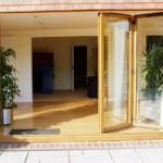 Folding Sun Doors