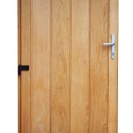 Fully Boarded Oak Exterior Door