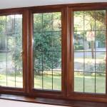 Internal Bay Triple window