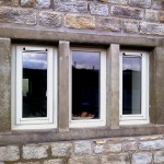 Stone Mullion Window - A fine example.