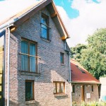 Annexe close to minster St Marys York - Tilt and turn windows in Douglas Fir