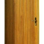 External Door made from Idigbo hardwood
